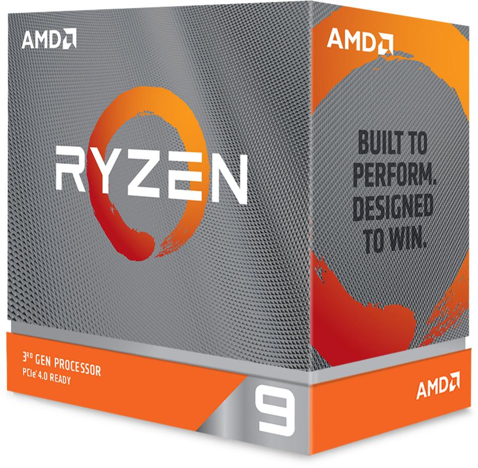 Processeur AMD Ryzen 9 3950X - 3.5 Ghz (4.7 GHz en Mode Turbo)