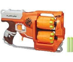 Pistolet Nerf Zombie Flipfury A9603EU40