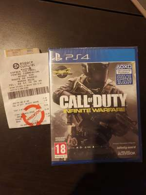 Call of Duty: Infinite Warfare sur PS4 - Rezé Atout Sud (44)