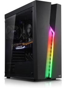PC de bureau Firestarter - Ryzen 5 3600, 16 Go de Ram, 512 Go SSD, Radeon RX 5700 Pulse 8G
