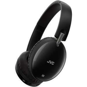 Casque Bluetooth JVC HA-S70BT-B-E - 24h d'autonomie (Via 15€ d'ODR)