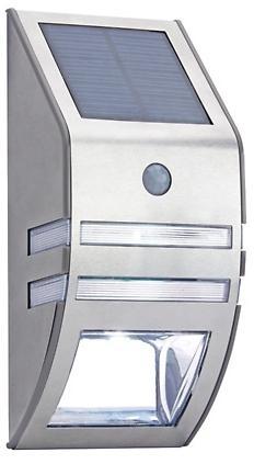 Lampe solaire sécurité avec détecteur de mouvement à LED