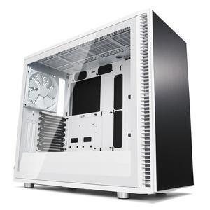 Boîtier PC Fractal Design Define S2 White Glass Clear