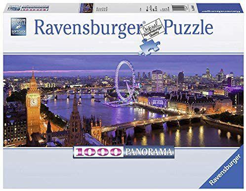 Puzzle Ravensburger Londres De Nuit Panorama 15064 - 1000 Pièces