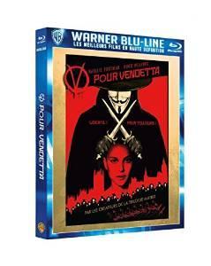Blu-ray V pour Vendetta