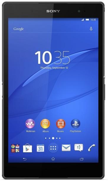 "Tablette 8"" Sony Xperia Z3 Tablet Compact SGP611FR/B.AE1 - 16 Go, Wifi, Noir"