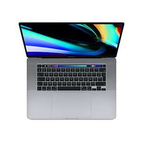"""Ordinateur Portable 16"""" Apple MacBook Pro - Touch Bar, 16 Go RAM, 512 Go SSD, i7 à 2,6GHz, Gris Sidéral"""