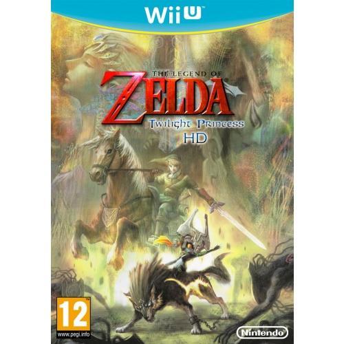 Précommande : Jeu The Legend of Zelda Twilight Princess HD sur Wii U