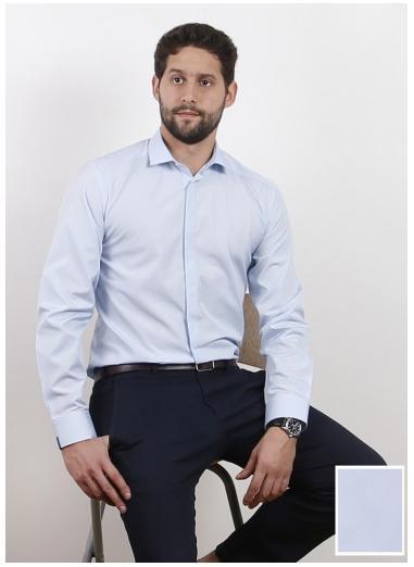 Vente privée sur une sélection de chemises - Ex : Chemise Bleue Eze