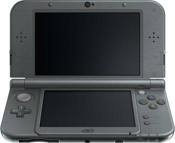 Console Nintendo New 3DS XL + 2 protections écrans + Chargeur + Sacoche de transport Pokemon