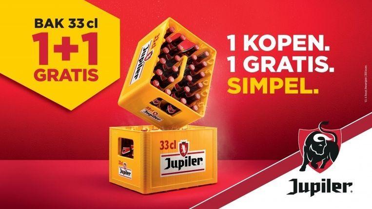 1 Caisse de Bières Jupiler achetée 24×33 cl = 1 offerte - Colruyt (Frontaliers Belgique)