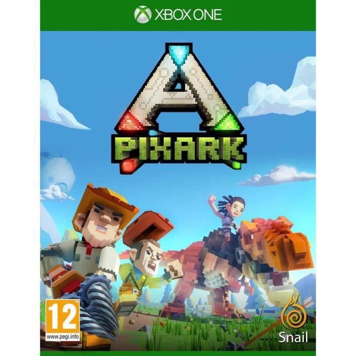 PixARK sur Xbox One et PS4