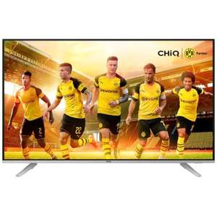 "TV 50"" CHiQ U50G5SF - LED, 4K UHD, HDR 10, Smart TV"
