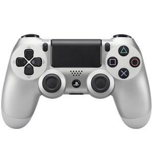 Manette DualShock 4 pour PS4 - Argent