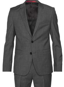 Costume Hugo Astian Hets (by Hugo Boss)- Gris, Taille au Choix