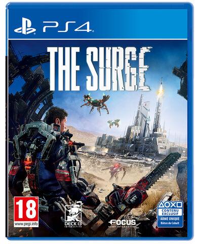 The Surge sur PS4