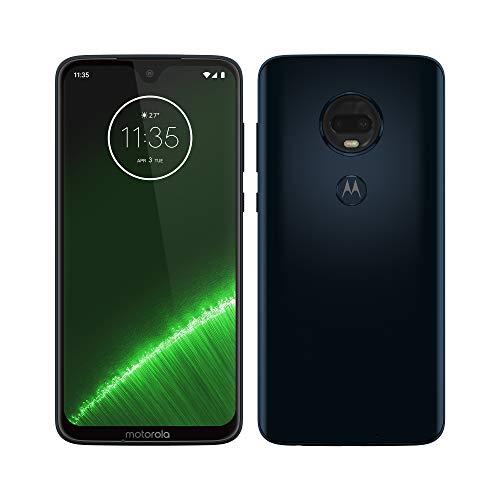 """Smartphone 6.2"""" Motorola Moto G7 Plus - 4 Go RAM, 64 Go ROM, Android 9.0"""