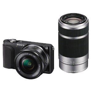 Le nouveau Sony NEX-3N + Objectif 16-50 motorisé + Objectif 55-210mm