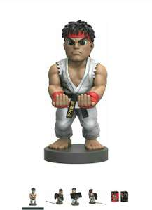 Figurine support chargeur Ryu Street Fighter