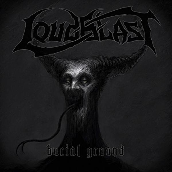 Vinyle Loudblast - Burial Ground