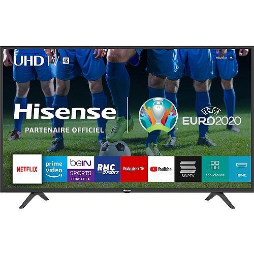 """TV LED43"""" Hisense H43B7100 - 4K UHD, Smart Tv, Wi-Fi"""