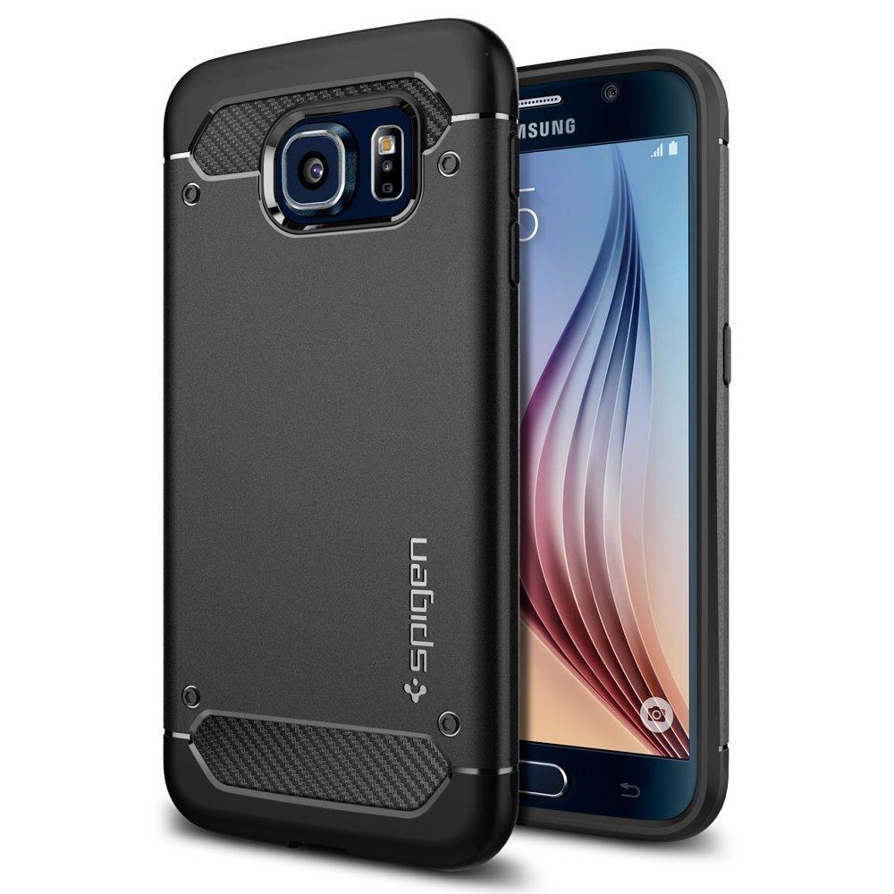 Coque Spigen Capsule Ultra Rugged pour Samsung Galaxy S6