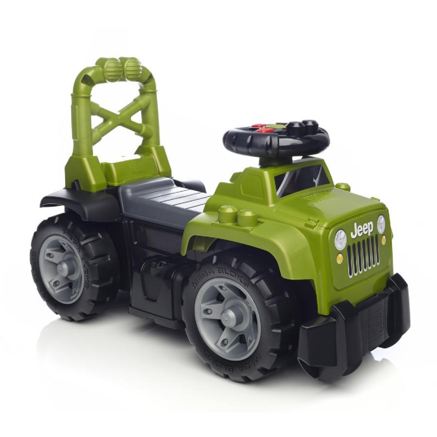 Porteur Jeep Mattel MegaBloks  DBL17