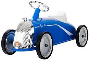 Porteur Baghera Rider Legend Bleu