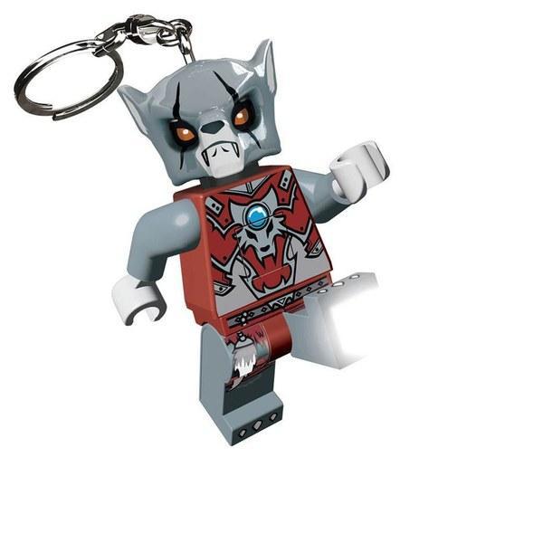 Porte-clé led Worriz Lego Chima