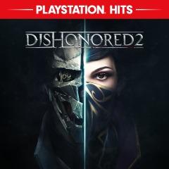 Sélection de titres Playstation Hits en promotion - Ex : Dishonored 2 sur PS4 (Dématérialisé)