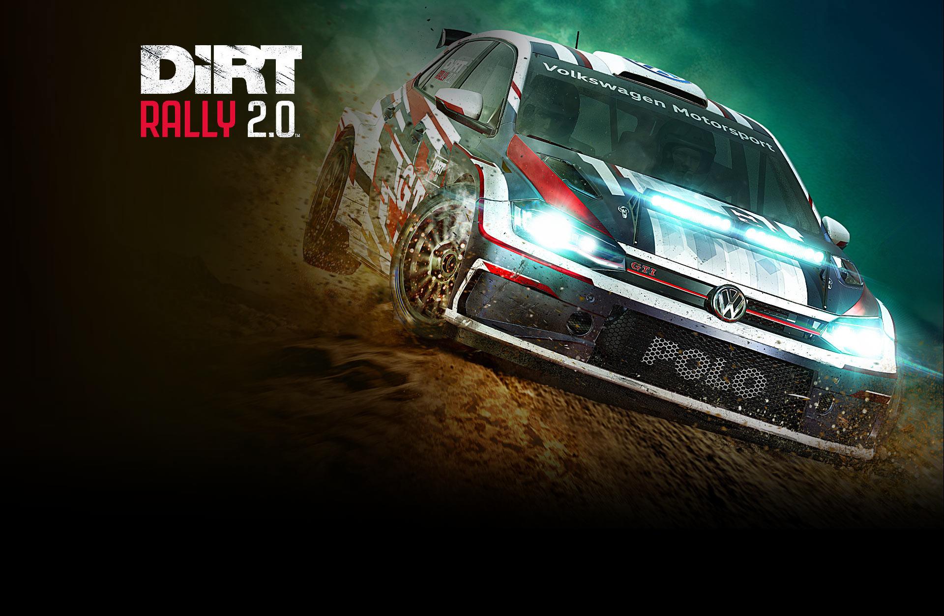Dirt Rally 2.0 sur PC (Steam - Dématérialisé)