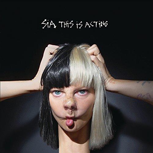 """Album Vinyle """"This is Acting"""" de Sia"""