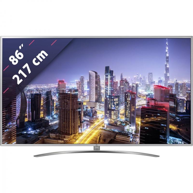 """TV 86"""" LG 86UM7600 - 4K UHD,100Hz, FULL LED, HDR10, Dolby Vision, Technicolor"""