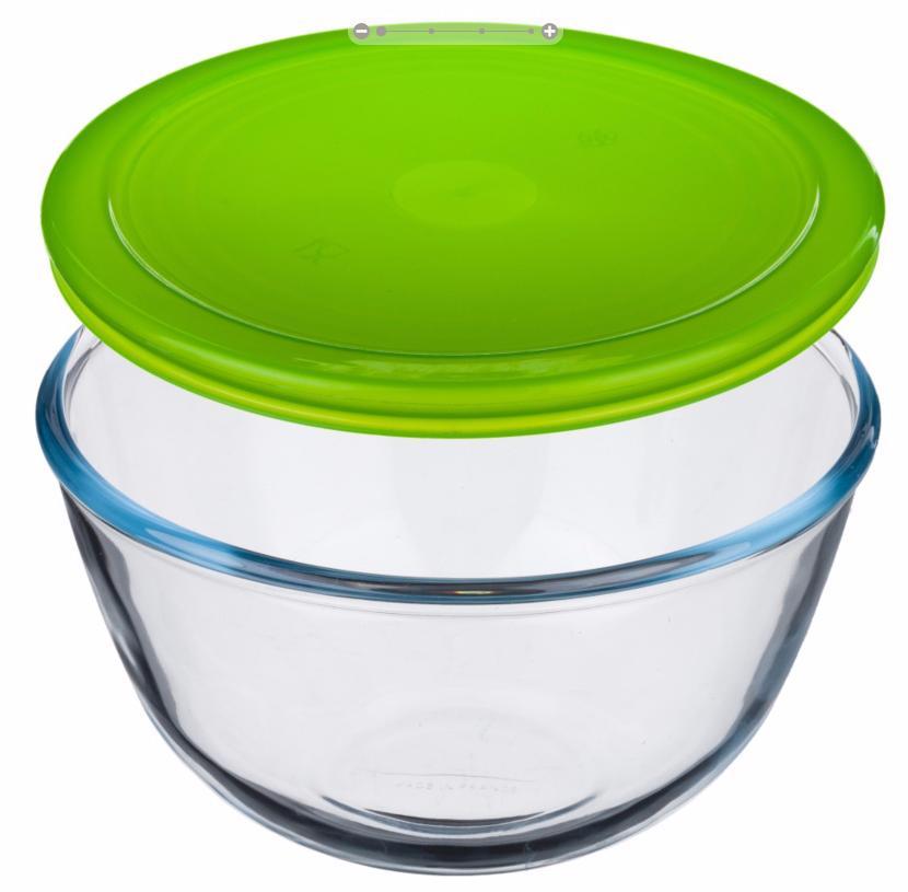 Jusqu'à 40% de réduction sur une sélection de produits Pyrex - Ex : Jatte en verre + couvercle