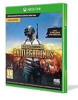 PlayerUnknown's Battlegrounds (PUBG) sur Xbox One