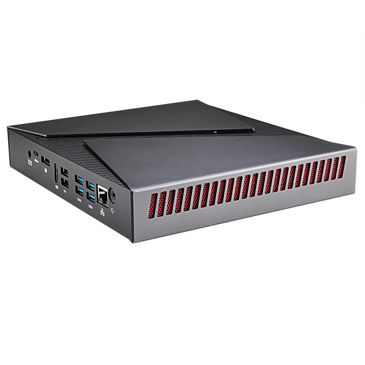 [Précommande] Mini PC Nvisen GX01 - Intel Core I5-9300H, 8Go de RAm, SSD 256 Go