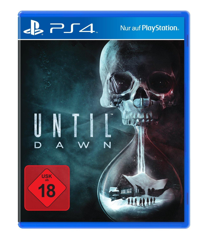 Until Dawn sur PS4