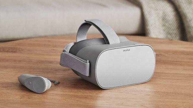 Casque de réalité virtuelle autonome Oculus Go - 32 Go