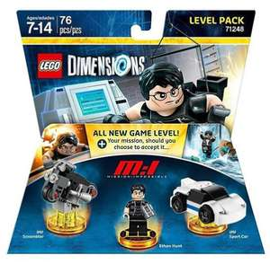 Pack aventure Lego Dimensions : Mission Impossible n°71248