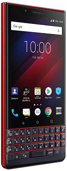 "Smartphone 4.5"" BlackBerry Key 2 Le - 6 Go Ram, 64 Go (import Italie)"