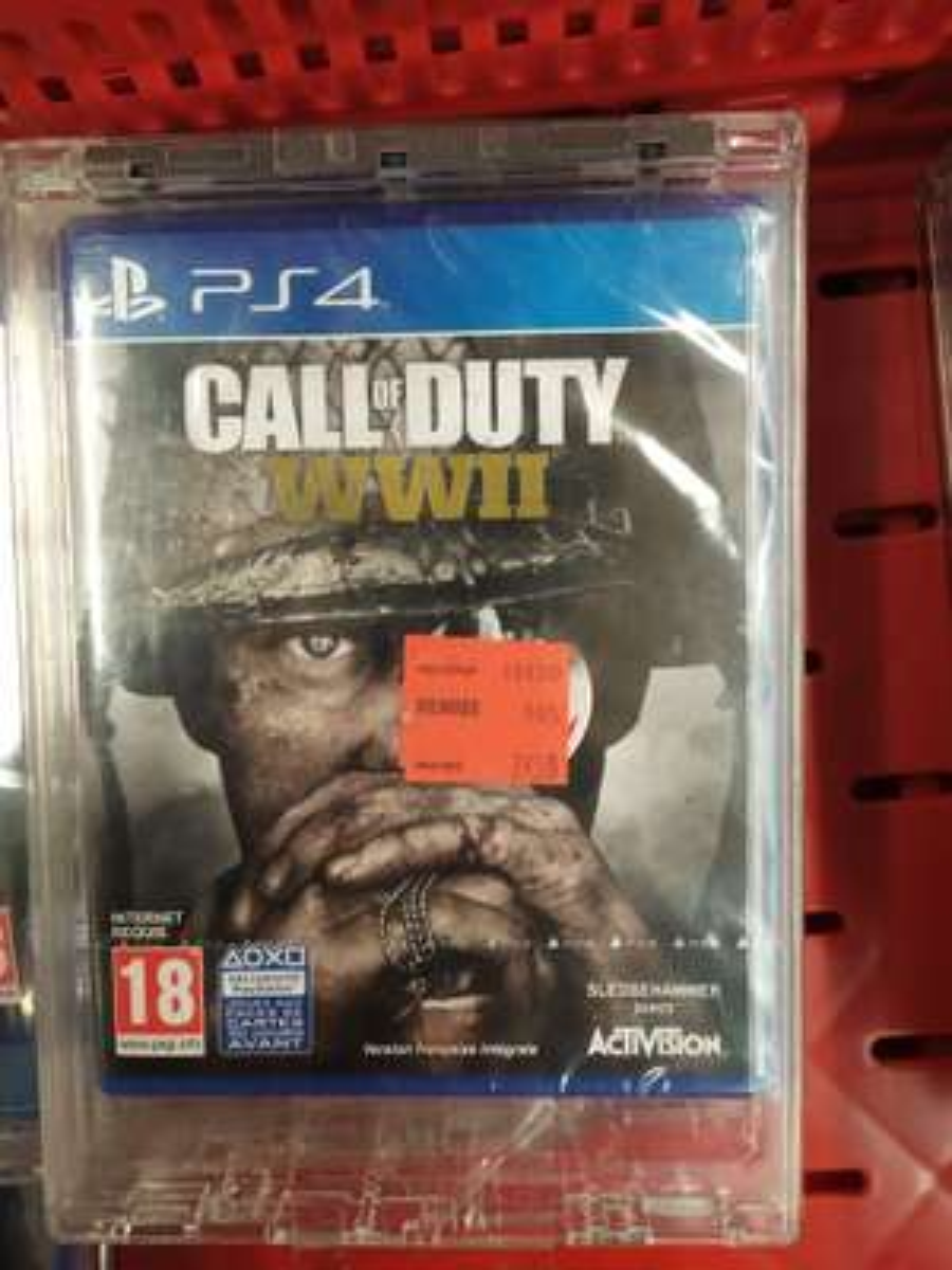 Sélection de jeux en promotion (Ex: Call of duty WWII sur PS4) - Le Mans (72)