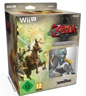 Précommande : The Legend of Zelda Twilight Princess HD Wii U Edition Collector