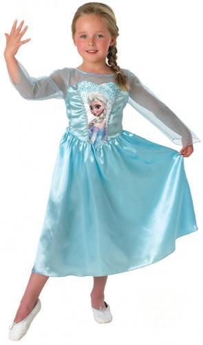 Déguisement Elsa Frozen reine des neiges