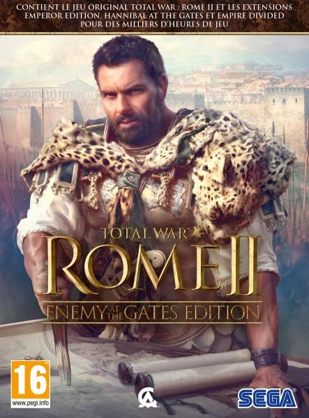 [Précommande] Total War: Rome II Enemy At the Gates Edition - Jeu de base + DLCs (Dématérialisé - Steam)