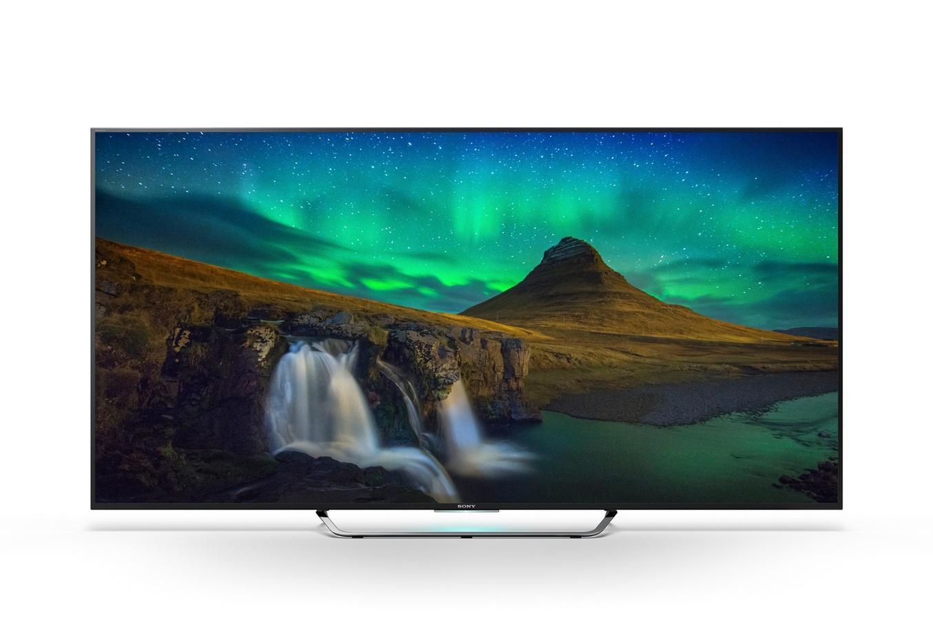 """TV 55"""" Sony KD55X8509 - 4K, WiFi (ODR de 100€)"""