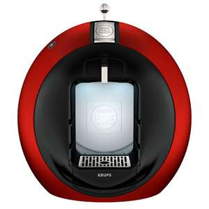 Dolce Gusto Circolo KRUPS YY4002FD Rouge
