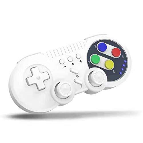 Manette de jeu sans-fil pour Switch JFune Switch Pro Style Rétro (vendeur tiers)