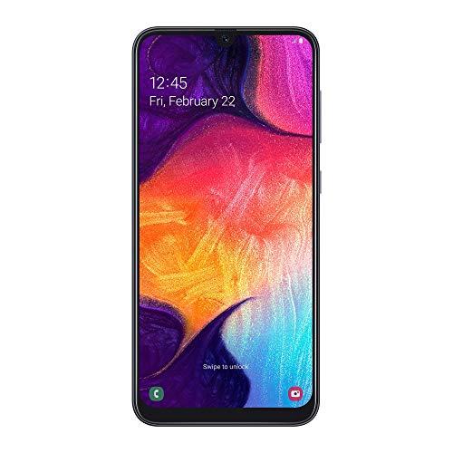 """Smartphone 6.4"""" Samsung Galaxy A50 - 4 Go de RAM, 128 Go, Dual Sim (Vendeur tiers italien)"""