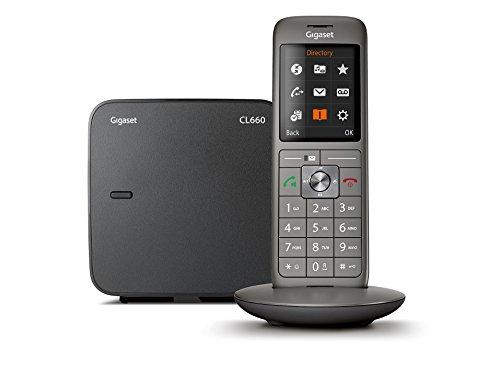 Téléphone fixe sans fil Gigaset CL660