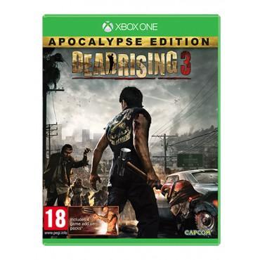 Dead Rising 3 GOTY Edition Apocalypse sur Xbox One